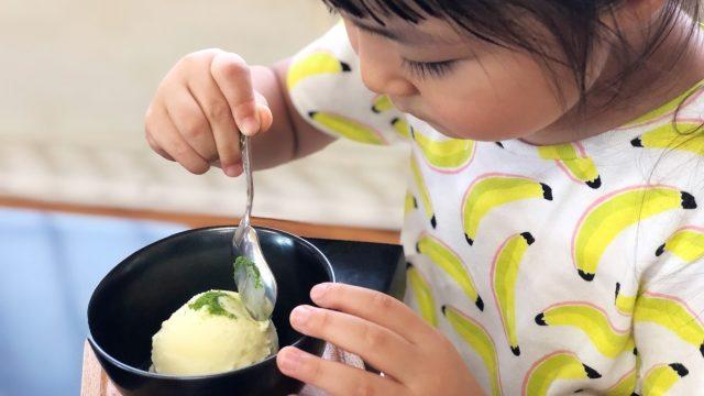 子どもがアイスを食べていい年齢