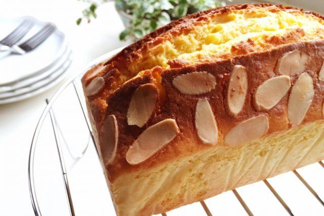 パウンドケーキ型の代用