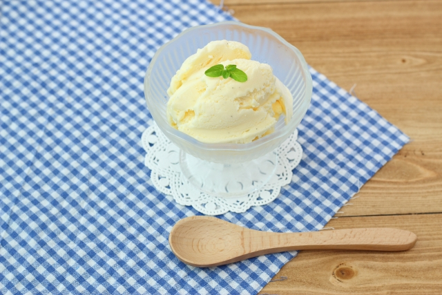 手作りアイスの賞味期限