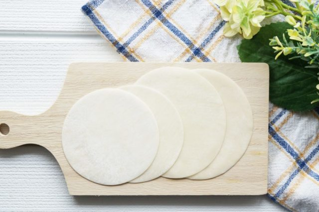 餃子の皮の保存方法
